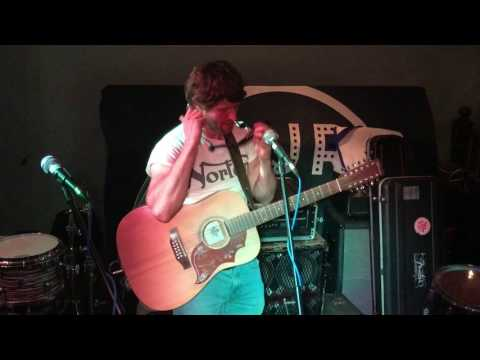 JAMES GEORGE Live at Little Johnny Russells in Southsea