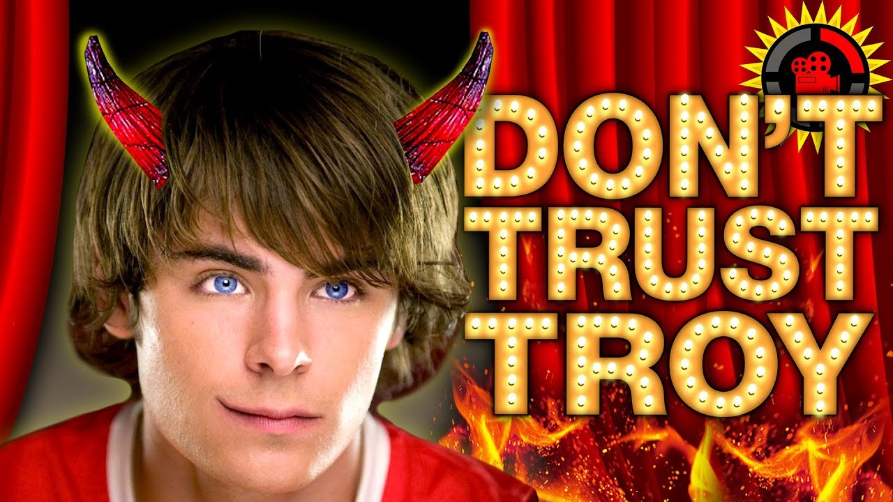 Film Theory Disney Lied To You High School Musical