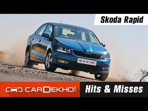 Skoda Rapid Hits & Misses | CarDekho