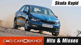 Skoda Rapid Hits & Misses | CarDekho