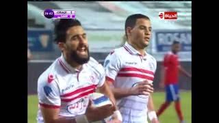 شاهد.. باسم مرسي يسجل أول أهداف القمة 113 في الأهلي