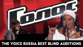 The Voice Russia TOP-10 the Best Blind Auditions for all Times (Part 1)