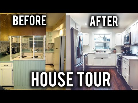 house-tour!-drastic-home-remodel-before-&-after!