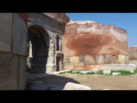 Byzantine Walls of Iznik(Nikea) - İznik Bizans Surları