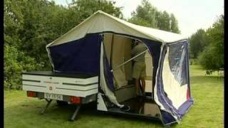 The 2015 Lees Ure Lite Excel Tent Trailer Is Available At