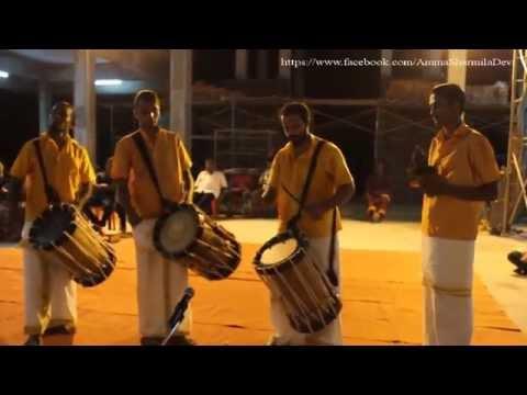 Malaysia's 1 of the Best Kerala Chenda Melam