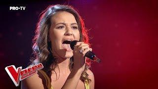 Andreea Popa - Rise Up Auditiile pe nevazute Vocea Romaniei 2018