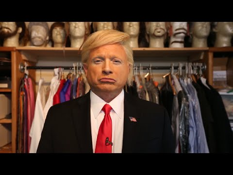 Thumbnail: Meet the highest-paid Trump impersonator