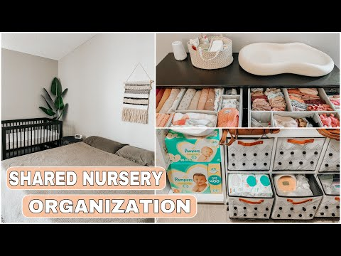 BABY NURSERY IN MASTER BEDROOM ORGANIZATION + GETTING A NEW CAR   36 WEEKS PREGNANT