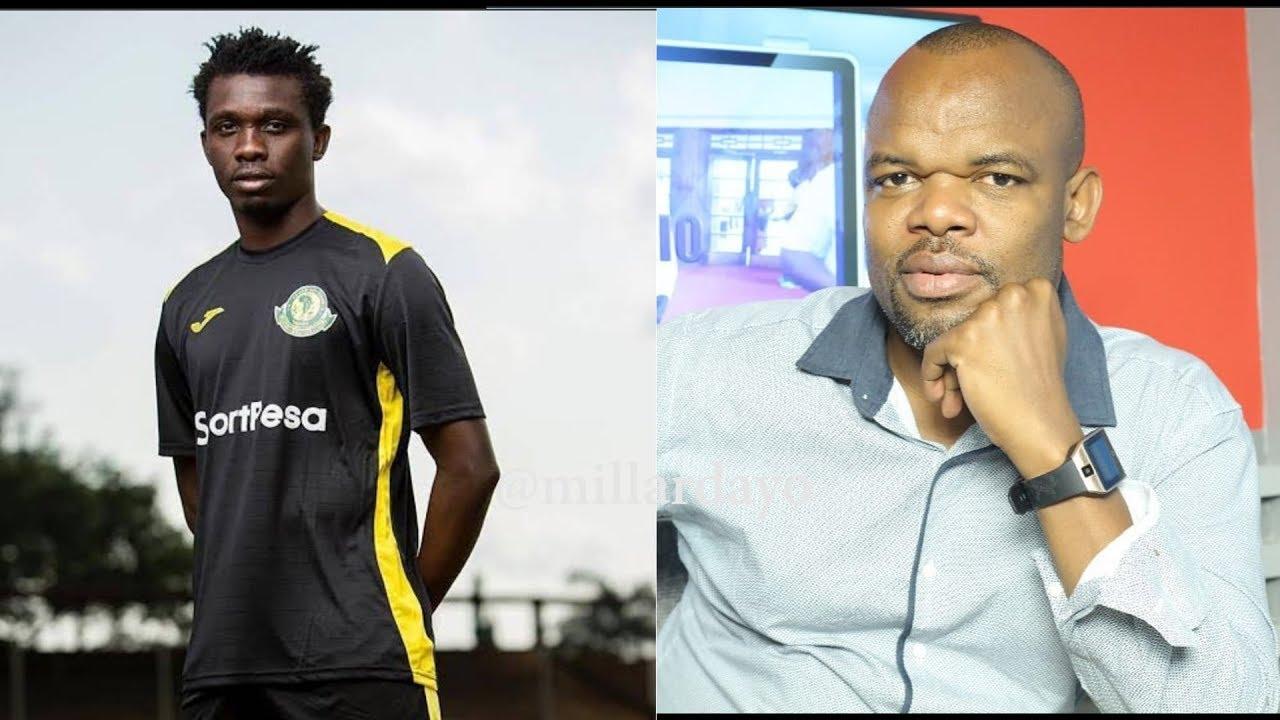 """Download """"Nimeenda chumbani kwa Canavaro, alichonijibu SINTOSAHAU""""-Edo Kumwembe"""