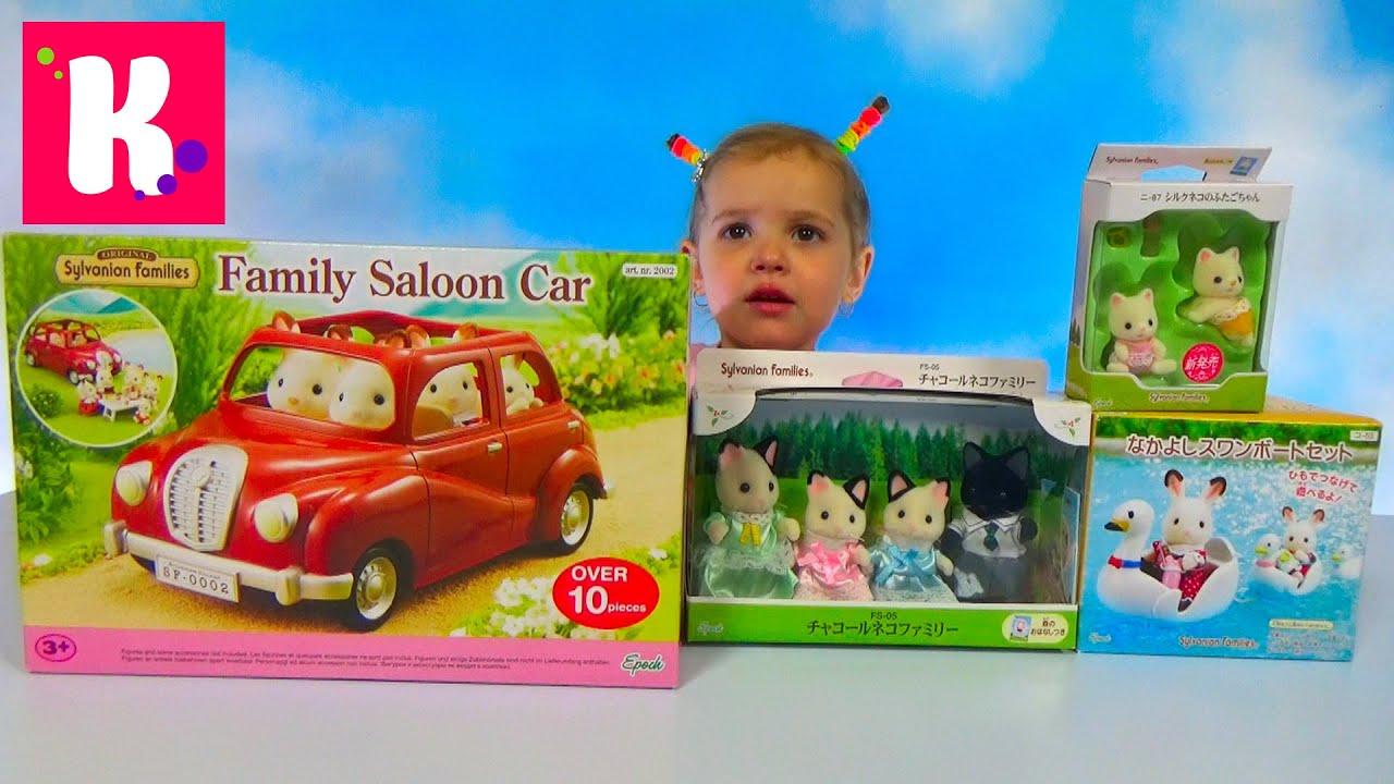Домик на колесах с лошадью Happy Family Игрушки / camper toys .