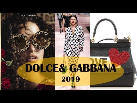 ИТАЛЬЯНСКИЙ ШИК 2019 💕  DOLCE & GABBANA 2019💕ОДЕЖДА ОБУВЬ  СУМОЧКИ  DOLCE & GABBANA  COLLECTION
