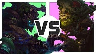 Instalok - Maokai vs Ivern (Rap Battle)