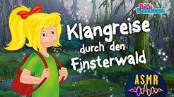 """Sanft Einschlafen mit Bibi Blocksberg - ASMR """"Klangreise  durch den Finsterwald"""""""