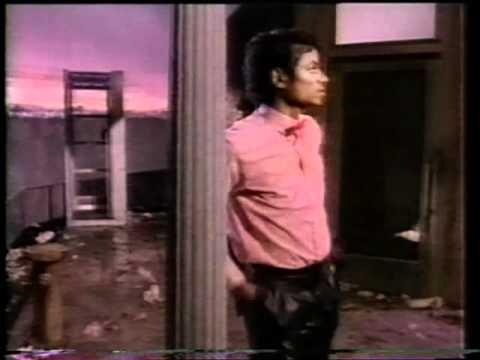 Thriller Album Commercial - 1983 UK