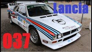 Lancia 037 rally car walk around.