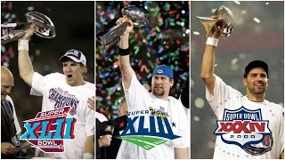 10 Greatest Super Bowl Finishes Ever