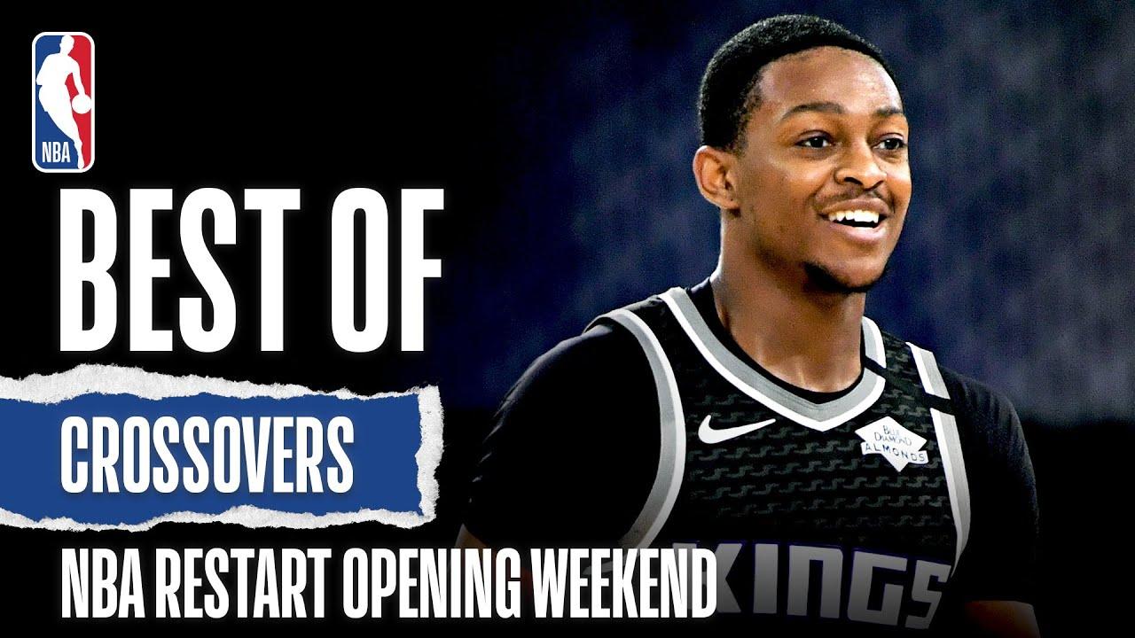 Best Of CROSSOVERS So Far | NBA Restart