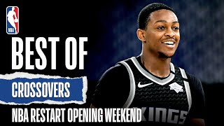 Best Of CROSSOVERS So Far | NBA Restart