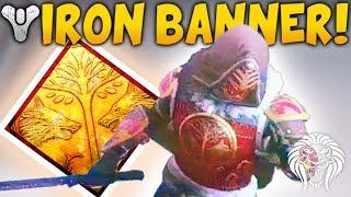 Destiny 2: IRON BANNER IS BACK! Samurai Gear, Skip Grenades Return, Weapon Shaders & Golden Gun Nerf