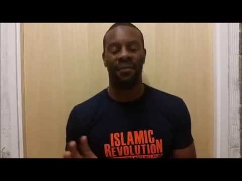 Anthony Small to be BANNED from promoting Sharia Law by British Government!