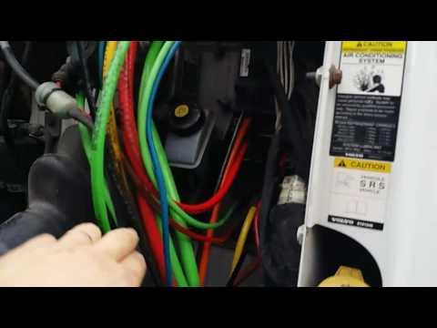 Quick Connect Air Leak Fix