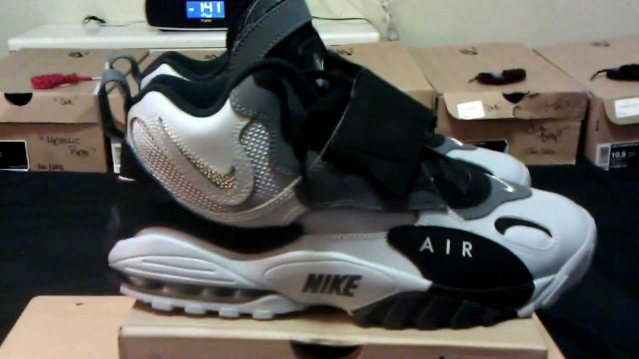 nike air max speed turf quotraidersquot review youtube
