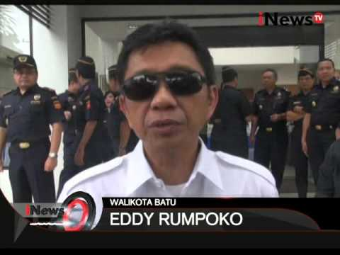 Eddy Rumpoko Walikota Batu Kembalikan Dana Desa Dari Pemerintah Pusat - INews Malam 12/11