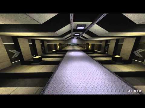 Quake 3 DeFRaG: woody