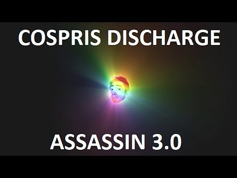 Cospri's Discharge 3.0 Harbinger thoughts