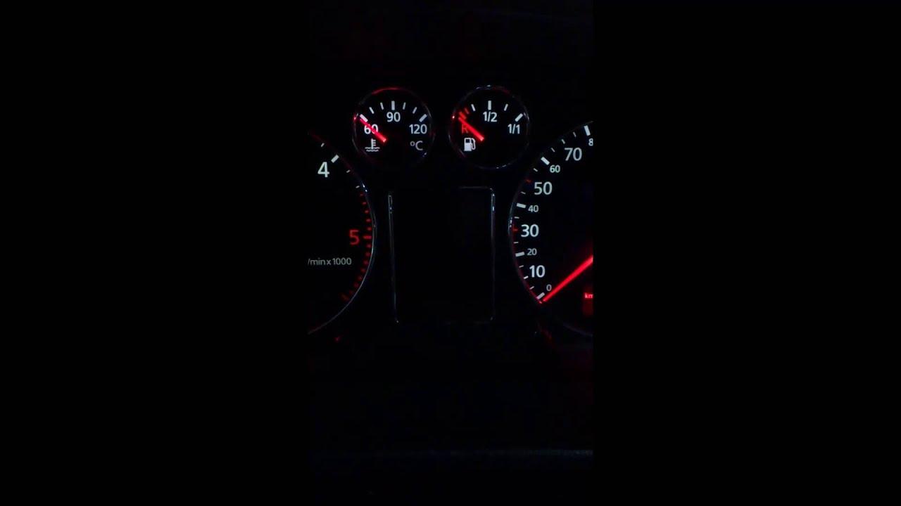Wymiana Uszkodzonego Fis A Audi A6 C5 Youtube
