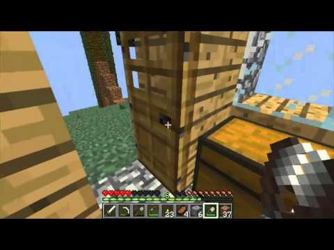 Minecraft Let's Play #8 Schon der 8 part !!