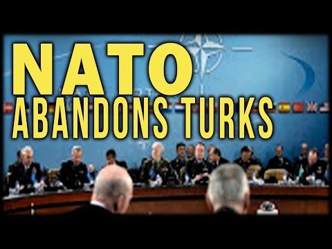 NATO ABANDONS TURKS