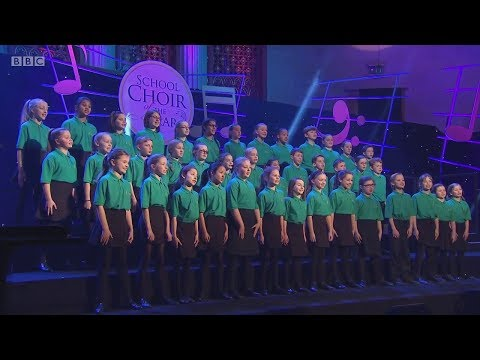 """Lindley Junior School Choir """"Dear Lord and Father of Mankind"""" @ Songs of Praise, Love and Marriage"""