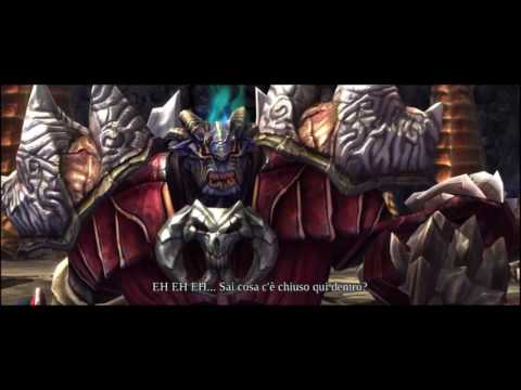 DarkSiders Warmastered Edition - Forca Ardente - Generale Fantasma e Samael