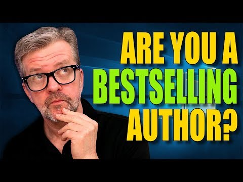 #58. Are You Really A Bestselling Author