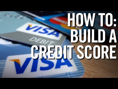 HOW TO BUILD YOUR CREDIT SCORE 💰 Establish and Build Credit