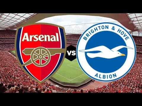 Арсенал - Брайтон прогноз на матч и ставки на спорт