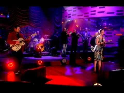 Imelda May Inside Out Graham Norton Show Jan 2011