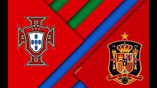 LIVE: Portugal vs España | Mundial Rusia 2018 |