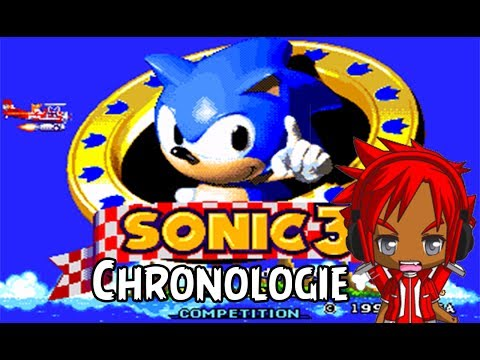 Chronologie Sonic #4: Sonic The Hedgehog 3 + Sonic and Knuckles