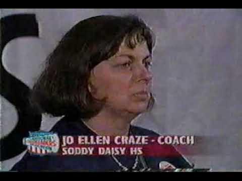 Soddy Daisy High School - Cheerleading 1997