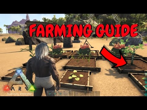 Ark: How to Grow Crops on Ark Survival Evolved | Farming Guide