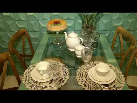 Casa Cor apresenta 30 ambientes e várias novidades de decoração