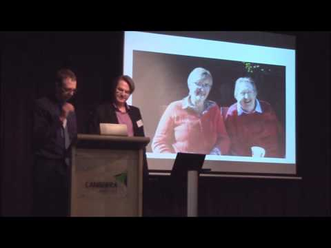 Community Connections Homeshare Program - Ian Ross & Lee Harrison, Homeshare