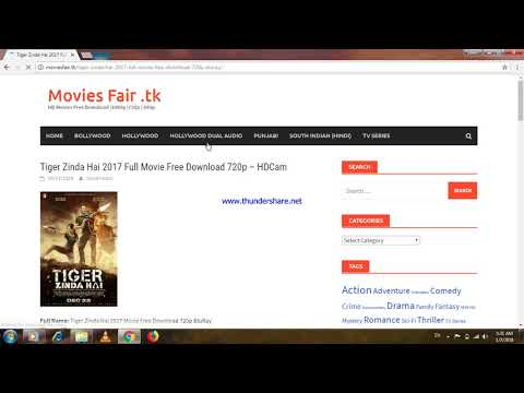 How To Download Tiger Zinda Hai 720p Hd On Pc