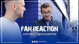 Download Video Everton 2-1 Southampton - This Fella Gets It! MP3 3GP MP4