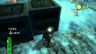 twilight princess faster ice puzzle cave solution