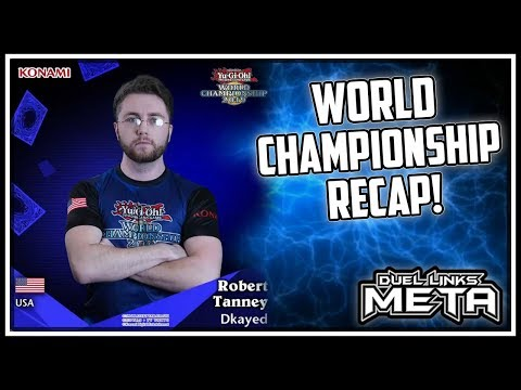 The World Championship 2019 Experience! [Yu-Gi-Oh! Duel Links]