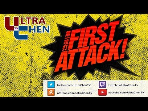 First Attack 5.8.6: Guilty Gear Xrd Basics - Raven